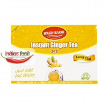 Wagh Bakri Instant Tea Ginger Sweetened (Ceai Instant - 10 pliculete) 140g
