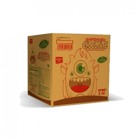 CEREAL GOLDEN CHOCO GLACS CAJA DE 6 KG