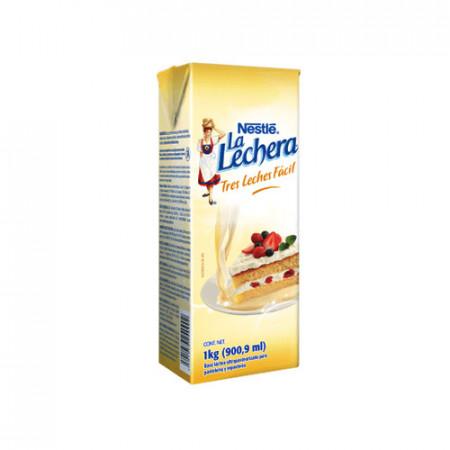 LA LECHERA (3 LECHES) NESTLE PZA DE 1 Lt