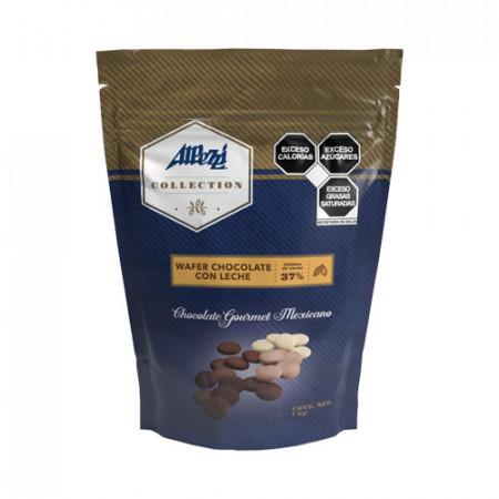 WAFER CHOCOLATE LACTEO PZA. DE 1 Kg