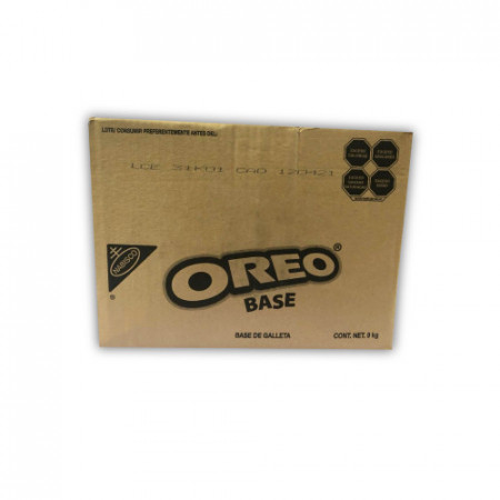 GALLETA OREO BASE GRANEL