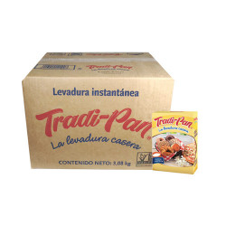 LEVADURA TRADI-PAN de 11g CAJA DE 3.8 Kg