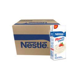 MEDIA CREMA NESTLE CAJA DE 12 Kg