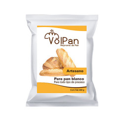 MEJORANTE VOLPAN PAN BLANCO 440 GR PZA.