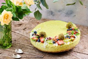 Limonette tort cu lămâie și mac