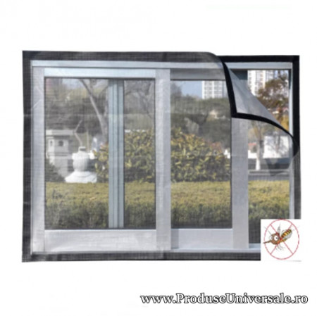 Plasa geam anti insecte