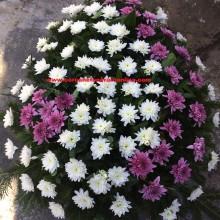 Coroane Funerare Crizantema Floare