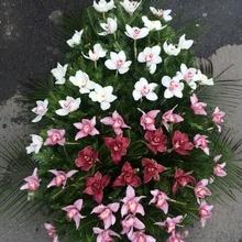 Coroane Funerare Orhidee Inperiala 2 Culori