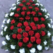 Coroana Funerara Ieftina Din Crizantema