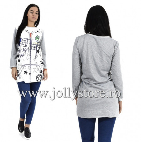 "Poze Bluza ""JollyStoreCollection"" cod: 3590 M"