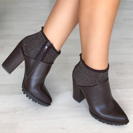 "Poze Botine ""JollyStoreCollection"" cod: 5458 G"