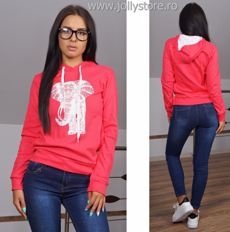 "Poze Hanorac ""JollyStoreCollection"" cod: 5004 K"