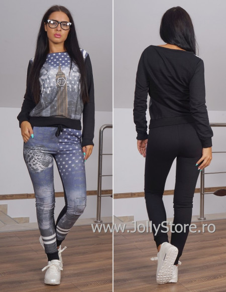 "Poze Trening ""JollyStoreCollection"" cod: 4936 W"