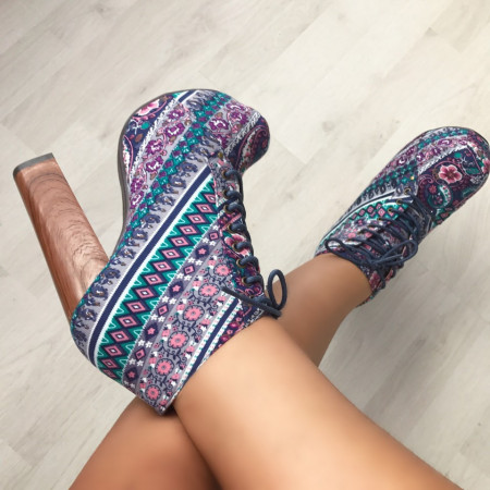 "Poze Botine ""JollyStoreCollection"" cod: 5580"