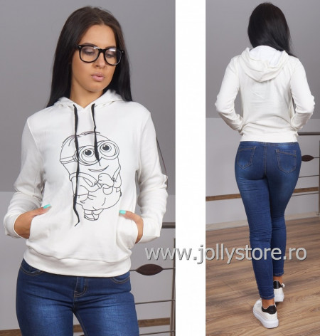 "Poze Hanorac ""JollyStoreCollection"" cod: 4996 K"