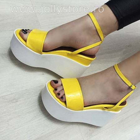 "Poze Sandale  ""JollyStoreCollection"" cod: 3983"