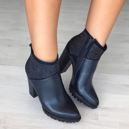 "Poze Botine ""JollyStoreCollection"" cod: 5456 G"