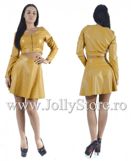 "Poze Compleu Piele Eco ""JollyStoreCollection"" cod: 2944 01"