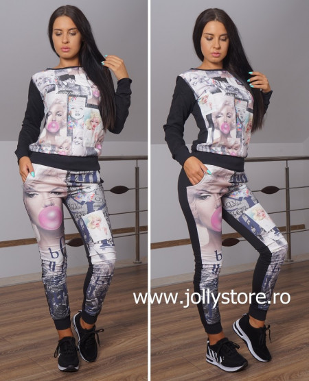 "Poze Trening ""JollyStoreCollection"" cod: 4848 W"