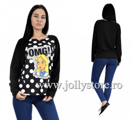 "Poze Bluza ""JollyStoreCollection"" cod: 3589 M"