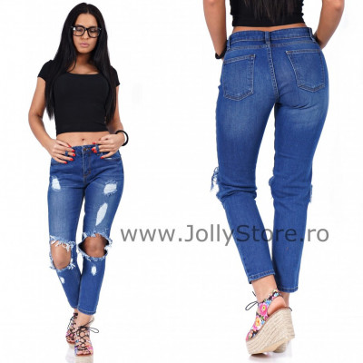 "Blugi ""JollyStoreCollection"" cod: 4221 M"