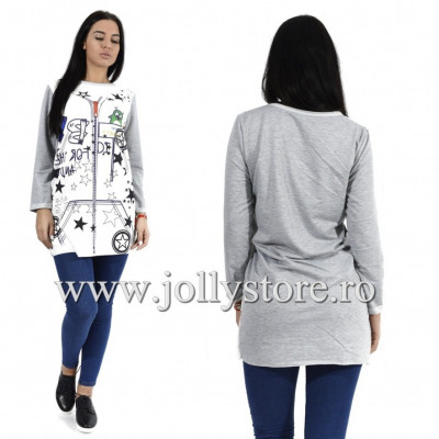 "Bluza ""JollyStoreCollection"" cod: 3590 M"