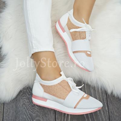 """Pantofi Sport """"JollyStoreCollection"""" cod: 8377 A"""