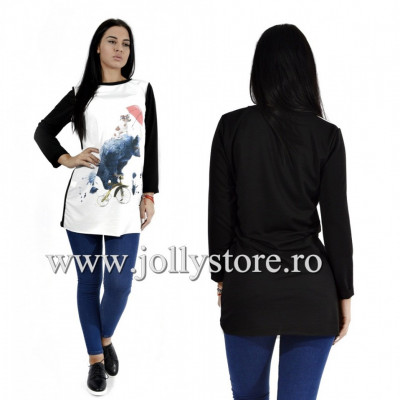 "Bluza ""JollyStoreCollection"" cod: 3591 M"