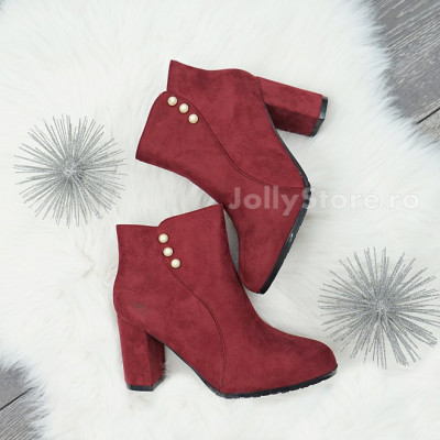 "Botine ""JollyStoreCollection"" cod: 7896"