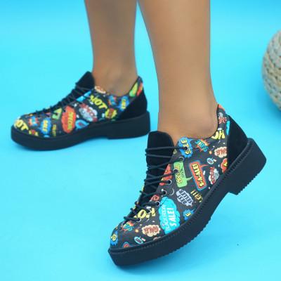 Pantofi Casual cod: P4439