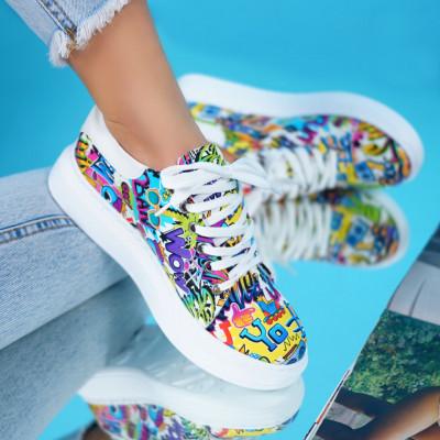 Pantofi Sport cod: P6215