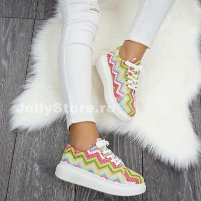 "Pantofi Sport ""JollyStoreCollection"" cod: 9827 Z"