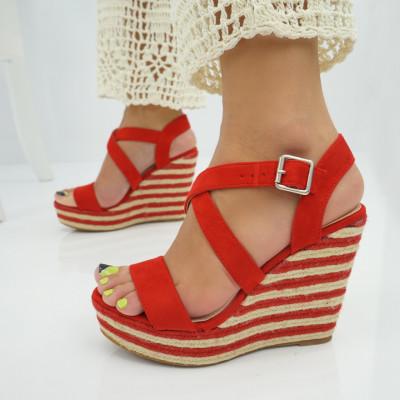 Sandale platforma cod: S2942