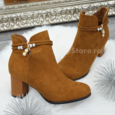 "Botine ""JollyStoreCollection"" cod: 7899"