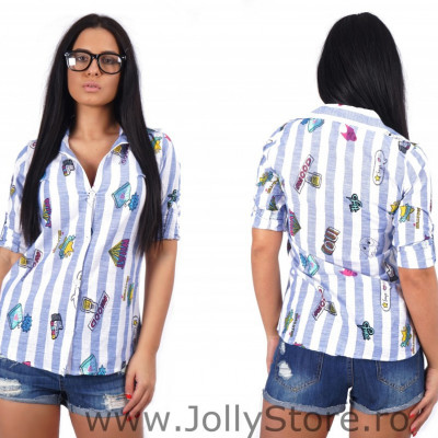 "Camasa ""JollyStoreCollection"" cod: 4118 K"