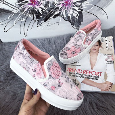 "Espadrile ""JollyStoreCollection"" cod: 6483"
