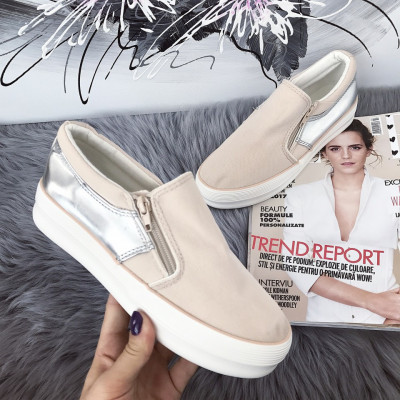 "Espadrile ""JollyStoreCollection"" cod: 6488 Q"