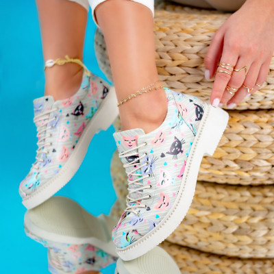 Pantofi Casual cod: P6390