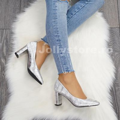 "Pantofi cu Toc ""JollyStoreCollection"" cod: P87"