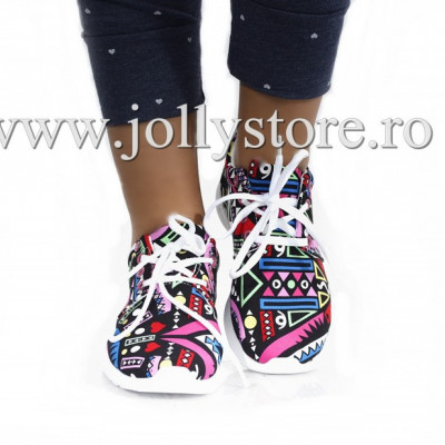"Adidasi ""JollyStoreCollection"" cod: 3339 W"