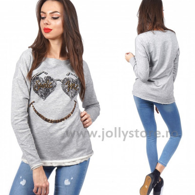 "Bluza ""JollyStoreCollection"" cod: 6028"