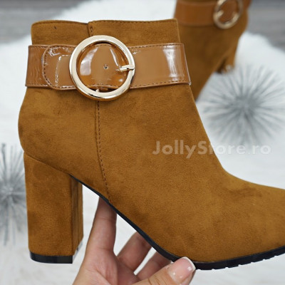 "Botine ""JollyStoreCollection"" cod: 7912"