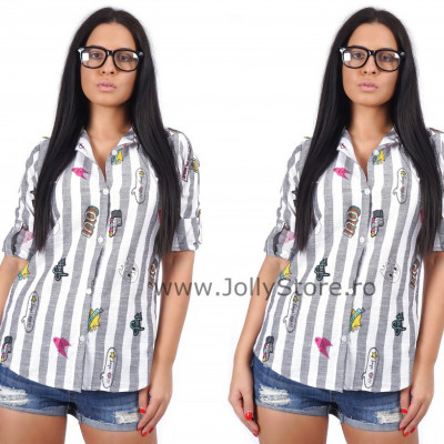 "Camasa ""JollyStoreCollection"" cod: 4119 K"