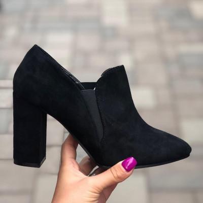 "Pantofi cu Toc ""JollyStoreCollection"" cod: P31 s"