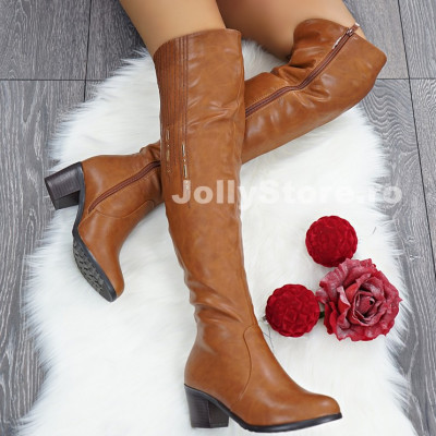 "Cizme Imblanite ""JollyStoreCollection"" cod: 9554"