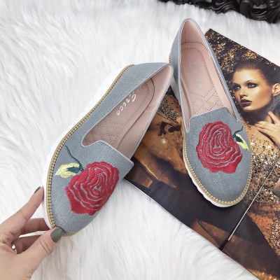 "Espadrile ""JollyStoreCollection"" cod: 6365 G"