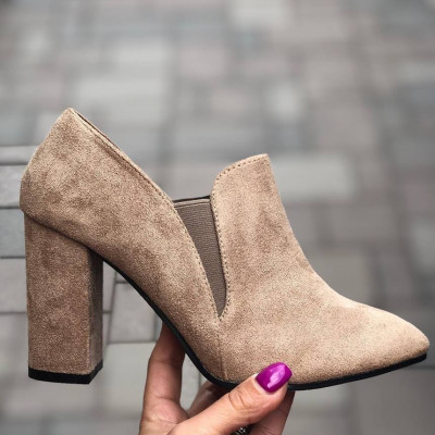 "Pantofi cu Toc ""JollyStoreCollection"" cod: P32 s"