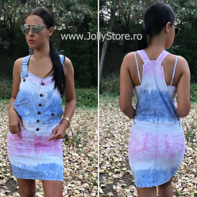 "Salopeta BLUG ""JollyStoreCollection"" cod:  4801 01"