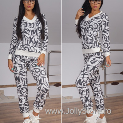 "Trening ""JollyStoreCollection"" cod: 4919 W"