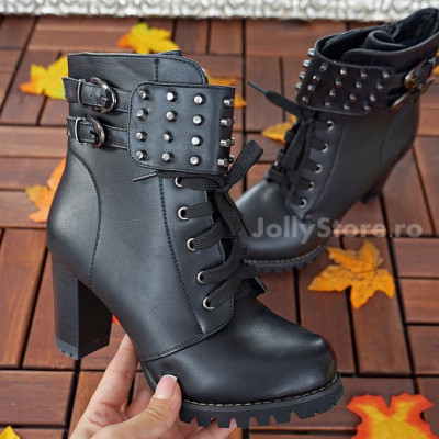 "Botine Imblanite   ""JollyStoreCollection"" cod: 7886"